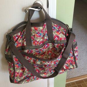 LeSportsac's Large Weekender bag